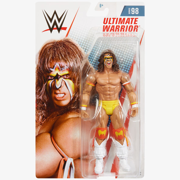 WWE Series 98 - Ultimate Warrior
