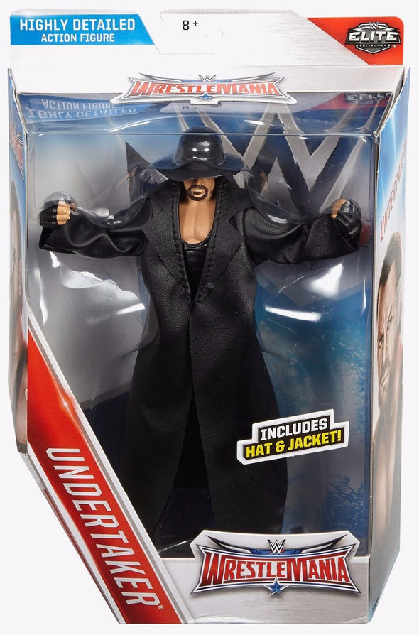 WWE Elite Wrestlemania 32 Series - Undertaker