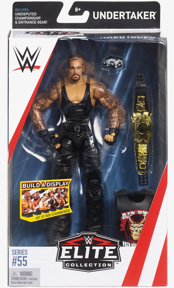 WWE Elite Series 55 - Undertaker