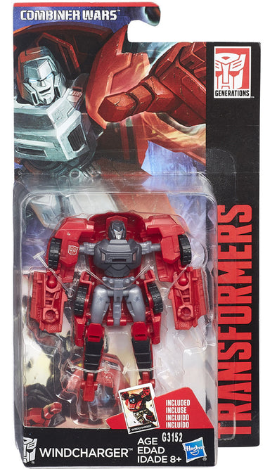 Combiner Wars Legend Windcharger