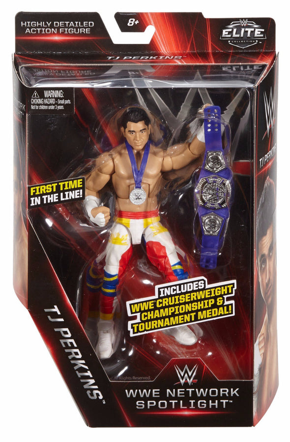WWE Network Spotlight Elite Series - TJ Perkins