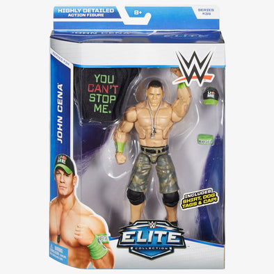 WWE Elite Series 34 - John Cena