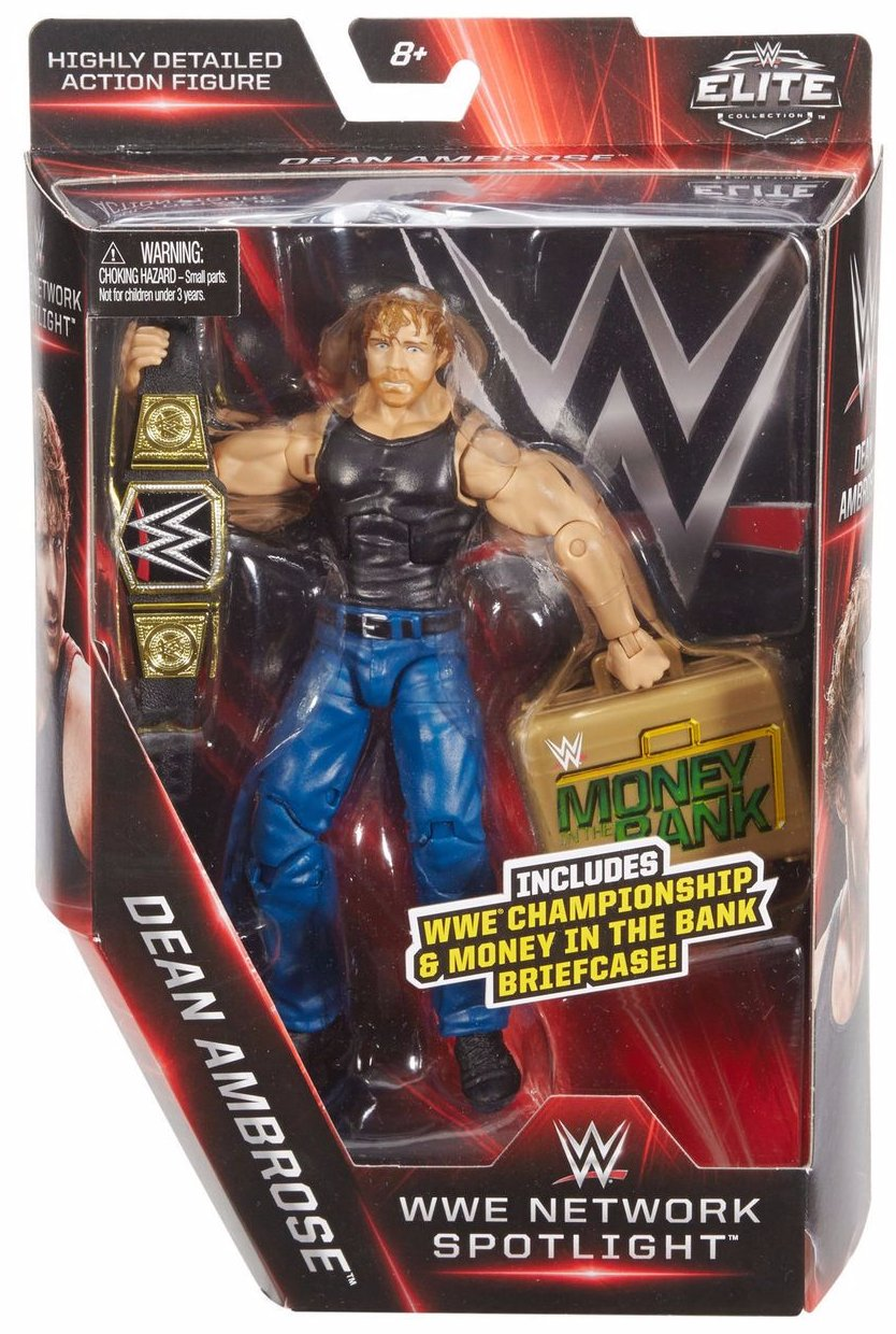 B&K Collectables Wrestling Figures Tagged