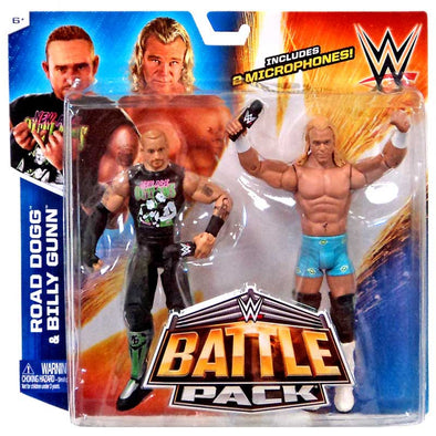 WWE Battle Pack - New Age Outlaws
