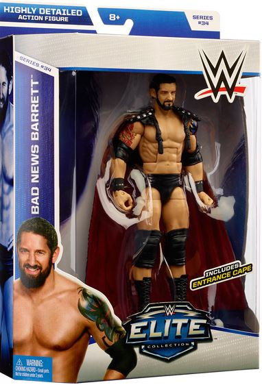 WWE Elite Series 34 - Bad News Barrett