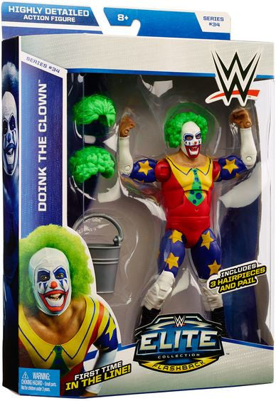 WWE Elite Series 34 - Doink The Clown