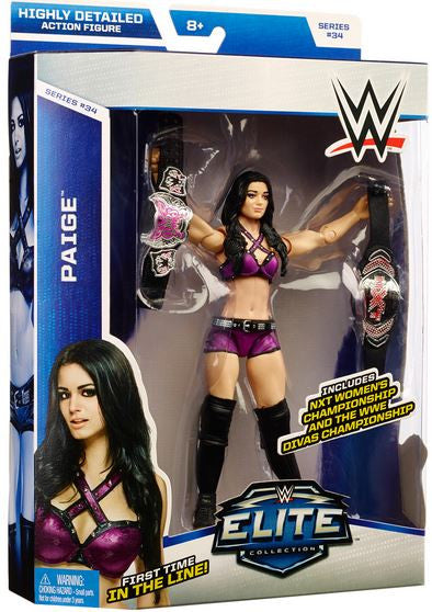 WWE Elite Series 34 - Paige