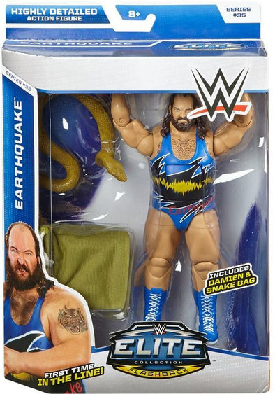 WWE Elite Series 35 - Earthquake