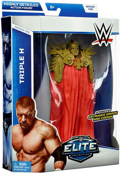 WWE Elite Series 35 - Triple H