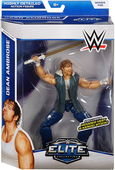 WWE Elite Series 36 - Dean Ambrose