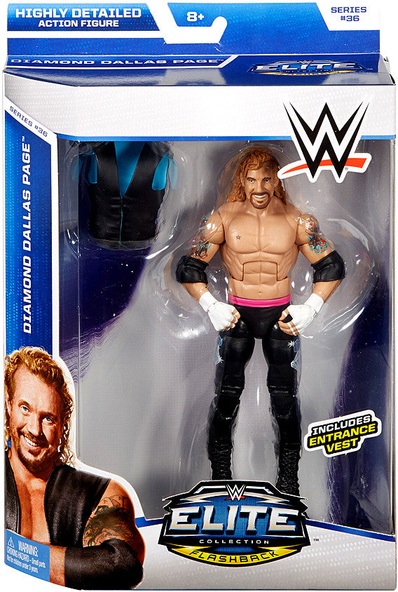 WWE Elite Series 36 - Diamond Dallas Page