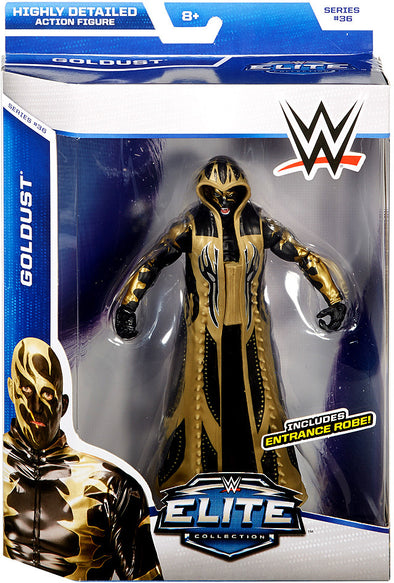 WWE Elite Series 36 - Goldust
