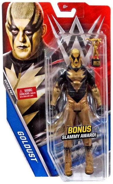 WWE Series 67 - Goldust with Slammy