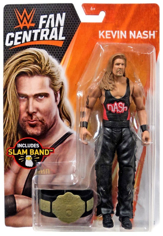 WWE Fan Central 2018 Basic Series - Kevin Nash