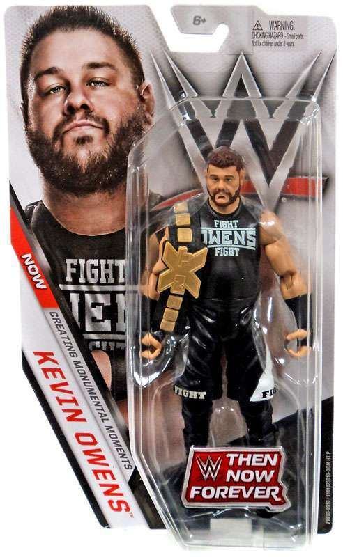 WWE Then Now Forever Series - Kevin Owens