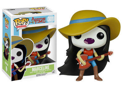 Adventure Time Marceline with Guitar POP! Vinyl Figure