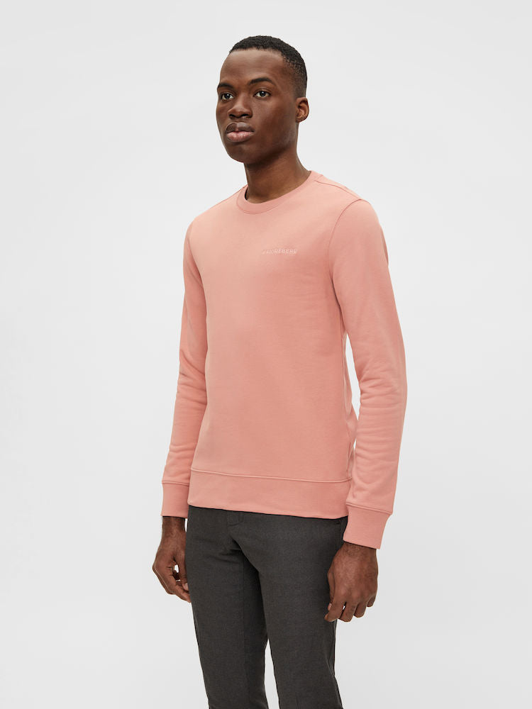Throw C-neck Sweatshirt