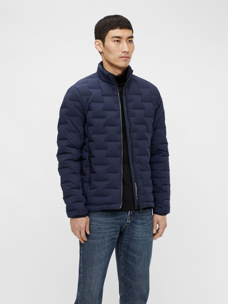 Ease Sweater Jacket Marine