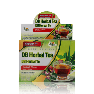 DB Herbal Tea | Capsules