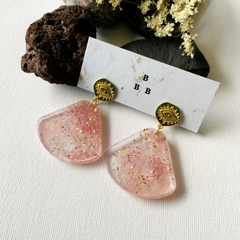 Martian Summer Earrings