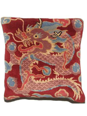 Wish-fulfilling Dragon burgundy