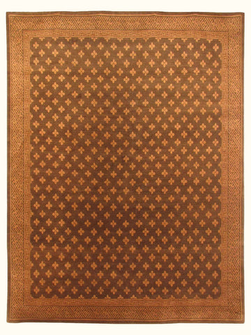 Khadi brown