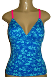 V Neck tankini top