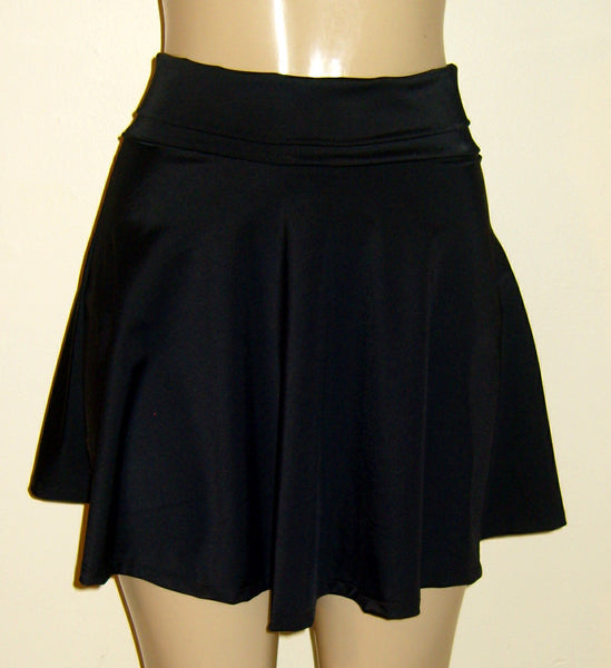 Flared Skirt Bottom
