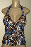Double string tankini top