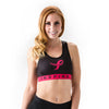 Inspire Performance Breast Cancer Sports Bra
