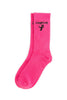 Inspire Breast Cancer  Awareness Crew Cut Socks