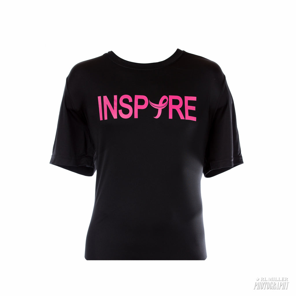 Inspire Men's Performance Short Sleeve Shirt