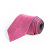 Breast Cancer Awareness Diamond Reversible Necktie