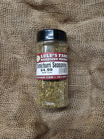 Chimichurri Seasoning