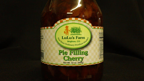 Pie Filling Cherry
