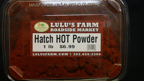 Hatch Powders 1 lb.