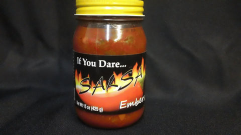 "If You Dare Salsa ""Embers"""