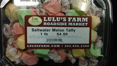 Saltwater Melon Taffy
