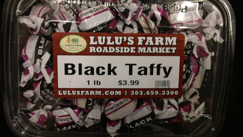 Black Taffy