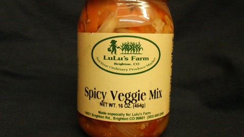 Spicy Veggie MIx