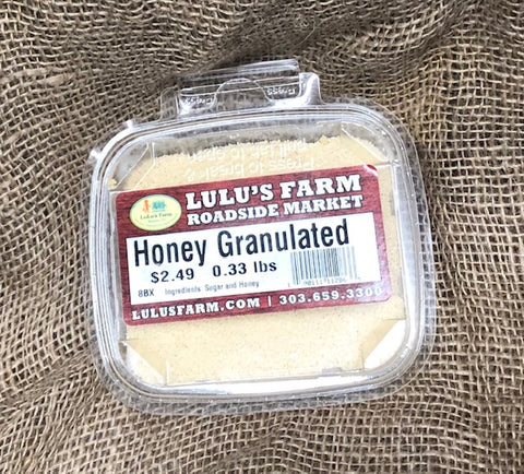 Honey Granulated