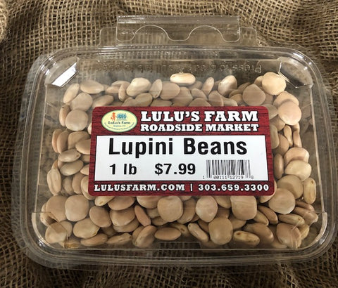 Lupini Beans