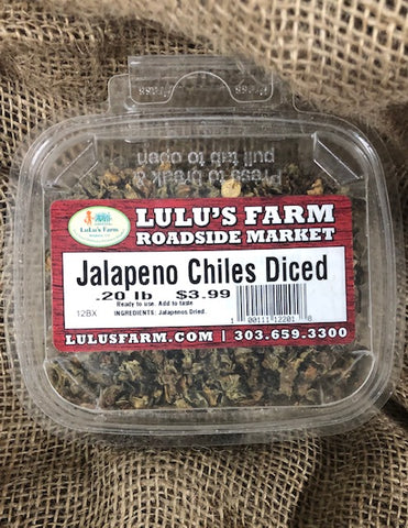 Jalapeno Chiles Diced