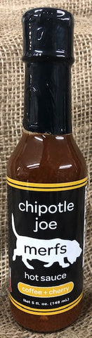 Merfs Chipotle Joe Hot Sauce