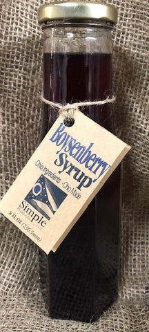 Boysenberry Syrup