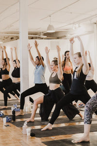 12/03/19 5th World CBD and Fitness by Jacflash Present A Women's CBD Holiday Yoga Workshop with Anamaya Wellness and Carley Nadine
