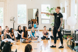 10/28/18 Fitness by Jacflash's goes on a field trip to Krav Maga Toronto