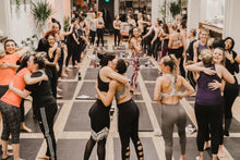 03/14/18 Fitness by Jacflash's Power Yoga Women's Workshop with Yoga Instructor Kay Ghajar and Life and Soul Coach Catie Fenn