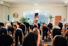 02/27/18 Fitness by Jacflash's Power Yoga Women's Workshop with Yoga Instructor Kay Ghajar and Reiki Practitioner Janet Parsons