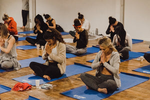 02/10/20 Fitness by Jacflash Presents: Open Your Heart- An Evening of Yoga & Heart Centred Guided Meditation with Rhian Owen